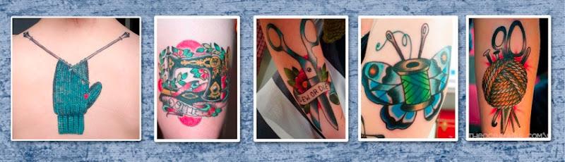 Crafty tattoos