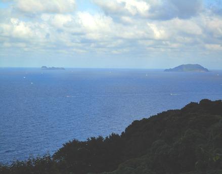 沓島・冠島