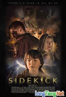 Nhân Vật Tùy Tùng - Sidekick Tập 1080p Full HD