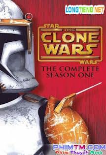 Chiến Tranh Giữa Các Vì Sao: Cuộc Chiến Vô Tính :Phần 1 - Star Wars: The Clone Wars Season 1