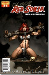 P00002 - Savage Red Sonja #2
