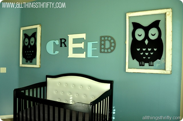 Baby Boy Nursery