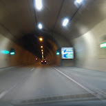 austrian tunnel in Vaduz, Vaduz, Liechtenstein