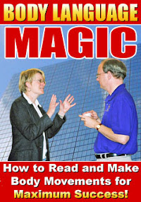 Cover of Jinky Talon's Book Body Language Magic