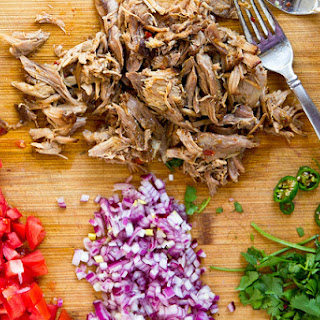 Shredded Pork Tacos