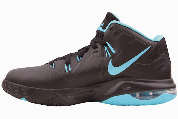 First Look at Nike Ambassador 6 Gamma Blue 615821001
