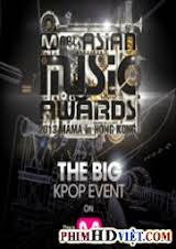 Mnet Asian Music Awards 2013