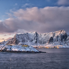Reine by Darius Chua Xian - Landscapes Travel ( dawn, long exposure, sunrise, lofoten, norway )