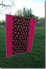 bake sale &amp; pink quilt 075