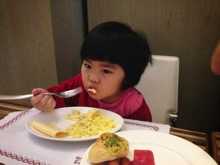 Yining's Breakfast at Grandee