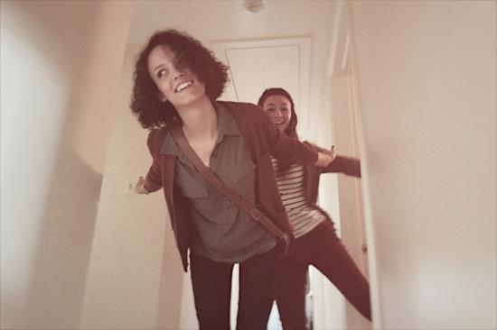 Chloe+Leah