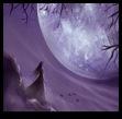 A la luna