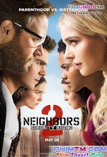 Hàng Xóm Ôn Dịch 2 - Neighbors 2: Sorority Rising Tập 1080p Full HD