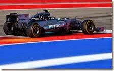 Rosberg conquista la pole del gran premio degli USA