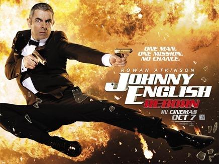 Trailer สุดฮาตัวใหม่จากภาพยนตร์ Johnny English Reborn