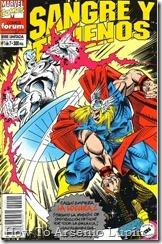 P00048 - silver surfer -  -  - sangre y truenos v3 #86
