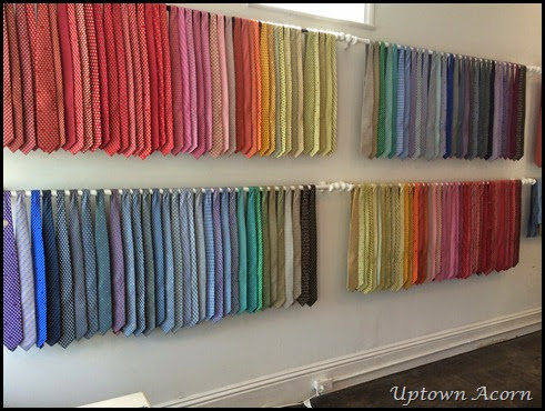tie wall