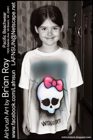 shirt blurred w info