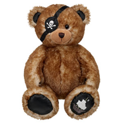 pirate bear