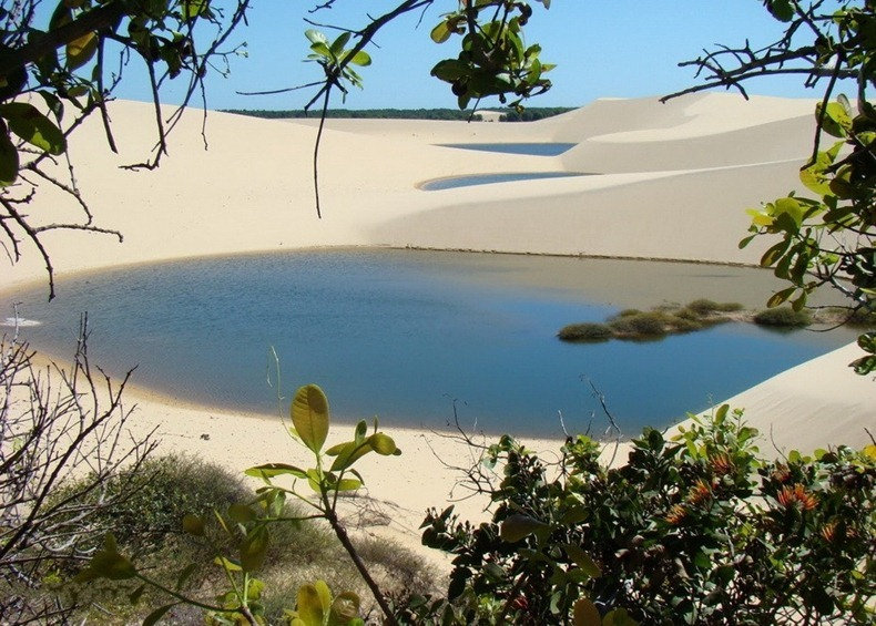 صحراء مارانهاو أكثر المناطق السياحية شهرة في البرازيل