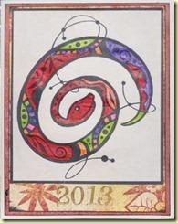 Snake-Card