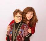 Nov_7_Sally_Rogers and Claudia_Schmidt