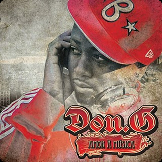 Don.G - Amor A Musica (Frente)