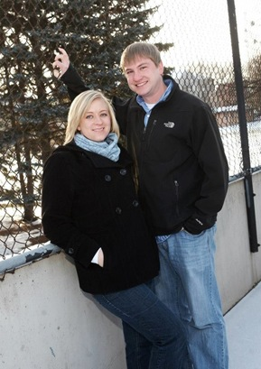 Korey and Cathryn Engagement Picture