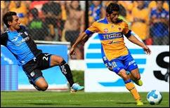 Querétaro vs Tigres UANL