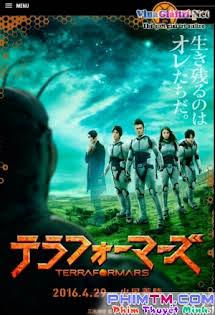 Cuộc Chiến Trên Sao Hỏa - Terra Formars Tập 1080p Full HD