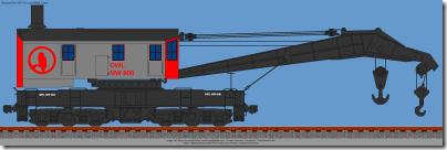 OWL 250 ton crane