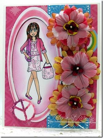 Hot Pink girl 2012