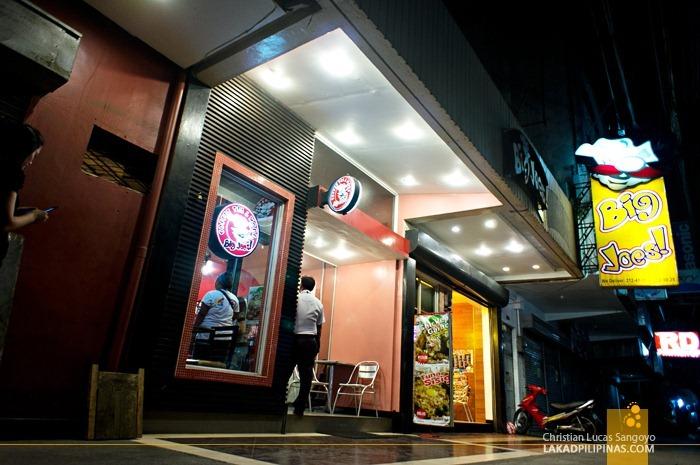 Big Joe's Cafe at Dipolog City
