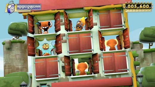 little deviants ps vita game, little deviants vita review, ps vita little deviants review