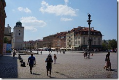 Old Town, Warsaw