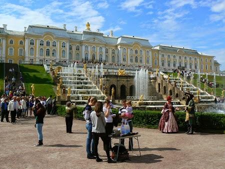Circuit Rusia: Palatul lui Petru cel Mare
