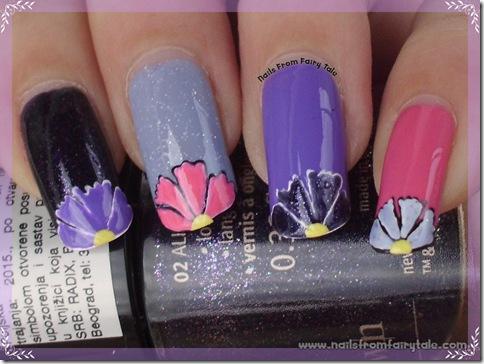 skittle purple flowers 2