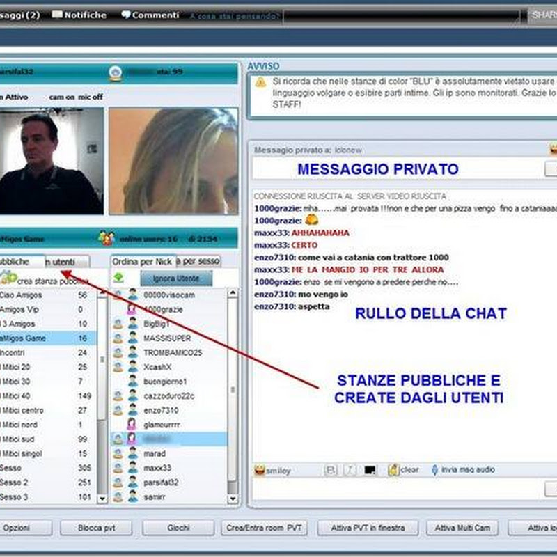 webcam chat video chat video gratis ciao amigos