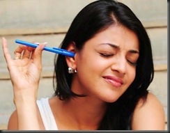 Kajal Agarwal cute  photo