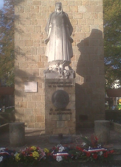 lo monument de Fois