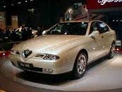 1998-4 Alfa Romeo 166