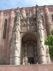 2009.05.21-007 portail de la cathédrale Sainte-Cécile