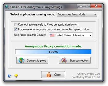 Free ChrisPC Proxy