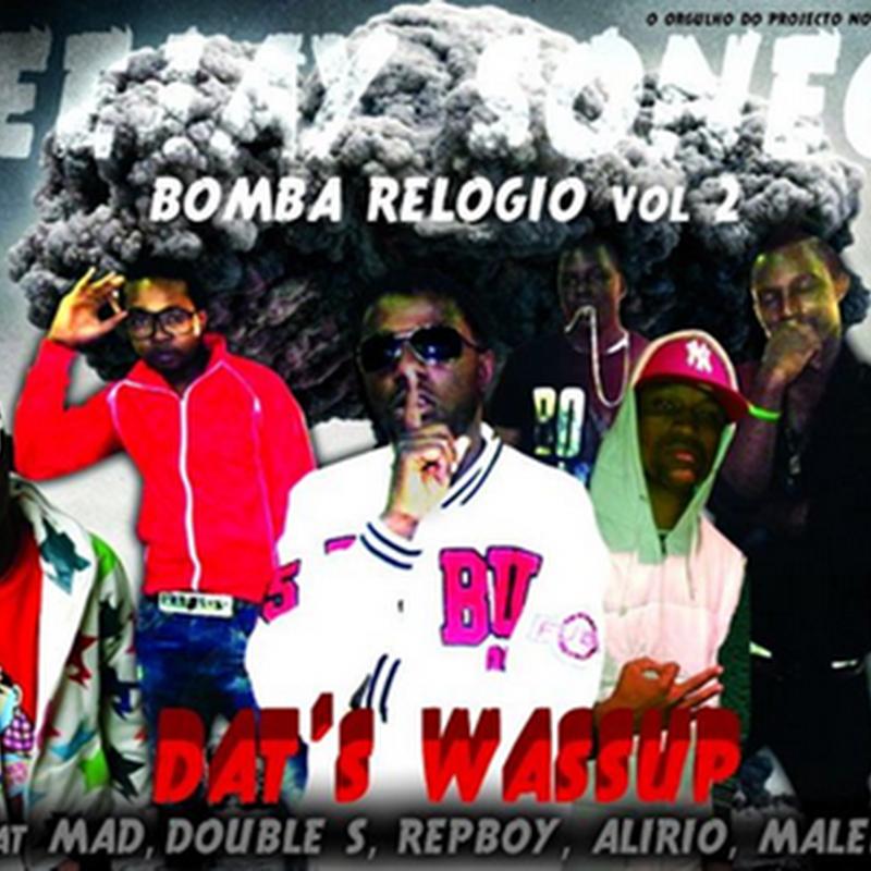 "DJ Soneca - ""Dat's Wassup"" Ft Double S, RepBoy, Alirio, Malef*ck & Mad"