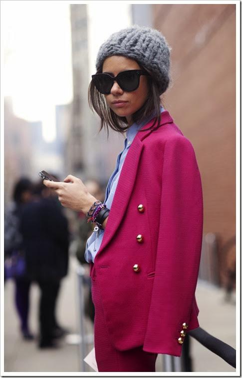 Street Style Pink 2