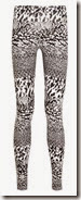 Nike Stretch Printed Cotton Blend Leggings