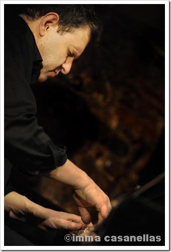 Bruce Barth, Barcelona 2012