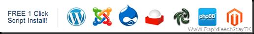 free 1 click script install
