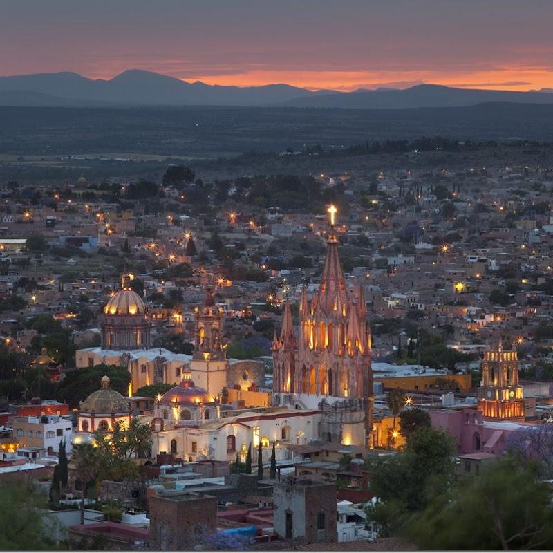Let's Visit a Fabulous House in San Miguel de Allende!