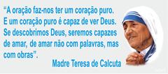 A oração - Me. Teresa Calcuta